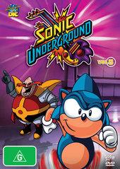 Sonic Underground V5 on DVD