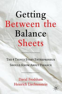 Getting Between the Balance Sheets by David Frodsham image