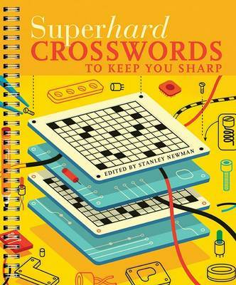 Superhard Crosswords to Keep You Sharp image