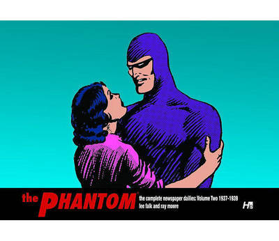 Phantom: The Complete Newspaper Dailies: v. 2: 1938-1940 by Lee Falk image