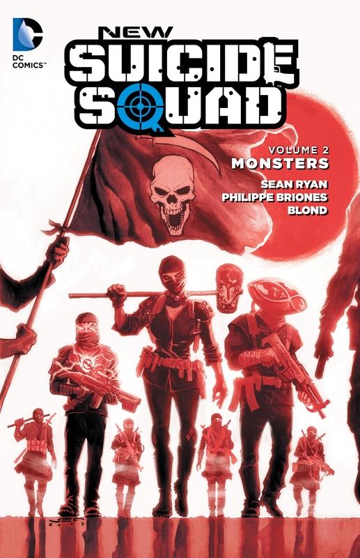 New Suicide Squad Vol. 2 by Sean Ryan