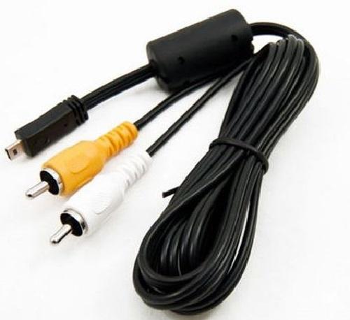 Sony: Digital Camera AV Cable