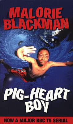 Pig-Heart Boy by Malorie Blackman image