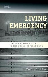 Living Emergency by Yael Berda image