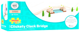 Bigjigs - Clickety Clack Bridge