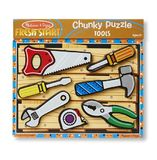 Melissa & Doug: Tools Chunky Wooden Puzzle