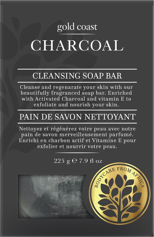 Gold Coast Charcoal Soap (225g)