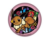 Pokemon: Kirie Series - Can Badge (Eevee B)