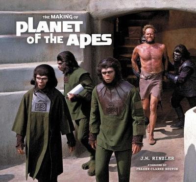 The Making of Planet of the Apes by J.W. Rinzler image