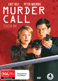 Murder Call Season One on DVD