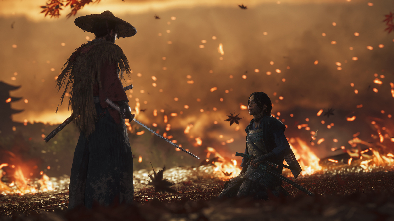 Ghost of Tsushima for PS4 image