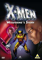 X-Men 2 - Wolverine's Story (Animated) on DVD