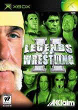 Legends of Wrestling II for Xbox