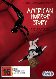American Horror Story - The Complete First Season on DVD
