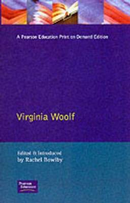 Virginia Woolf by Rachel Bowlby image