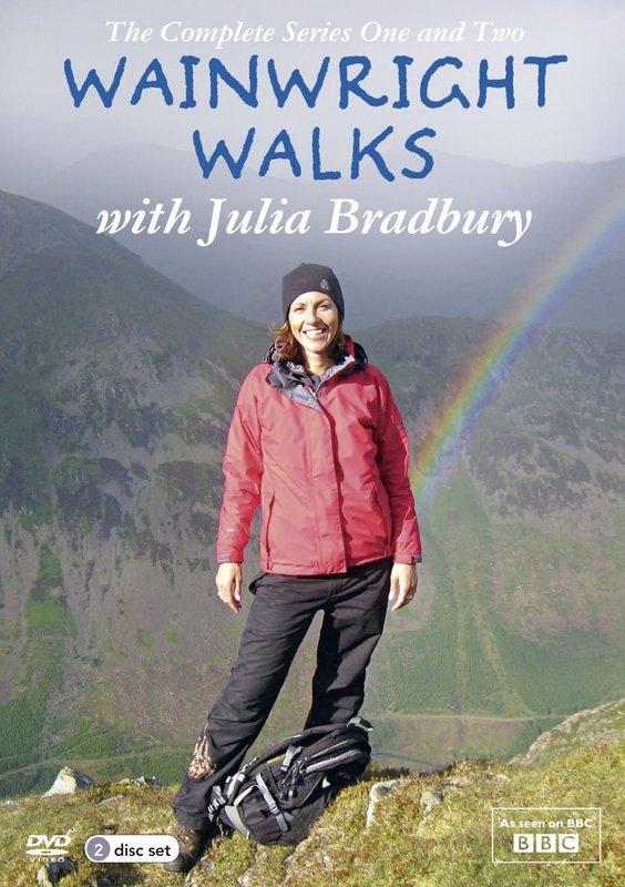 Wainwright Walks - Series One & Two (2 Disc Set) on DVD
