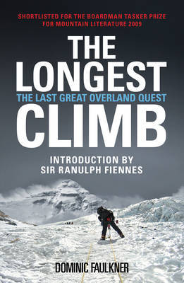The Longest Climb by Dominic Faulkner image