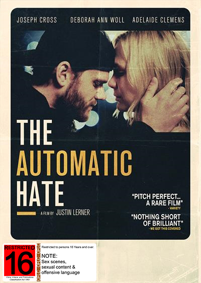 The Automatic Hate on DVD