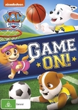 Paw Patrol: Game On! on DVD