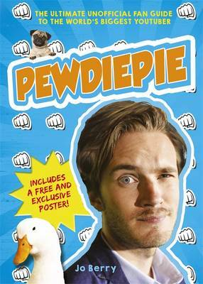 PewDiePie by Jo Berry