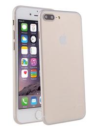 Uniq Hybrid Apple iPhone 7 Plus Bodycon Dove - Translucent Clear