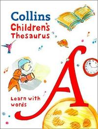 Collins Children's Thesaurus by Collins Dictionaries