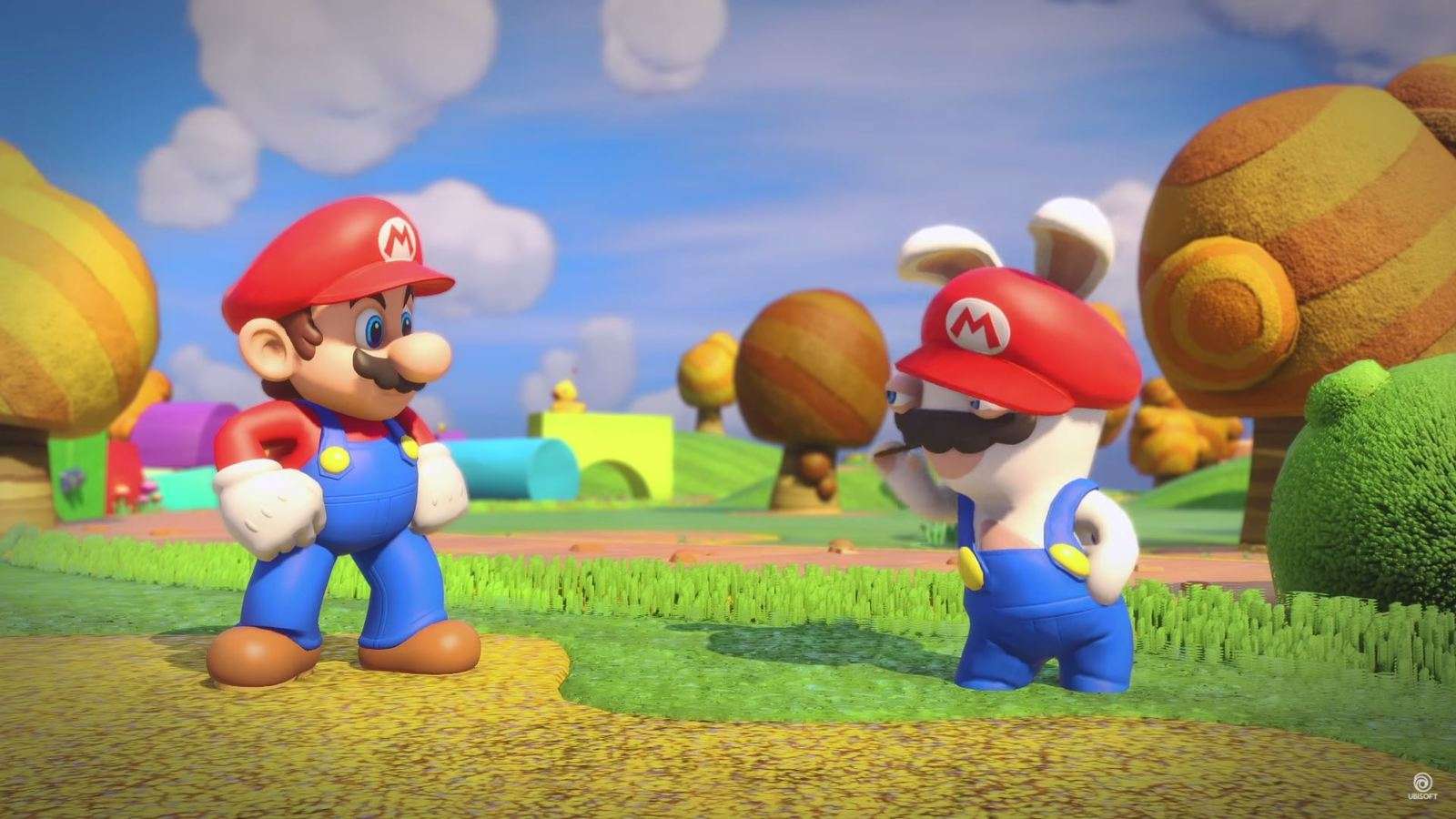 Mario + Rabbids: Kingdom Battle for Nintendo Switch image
