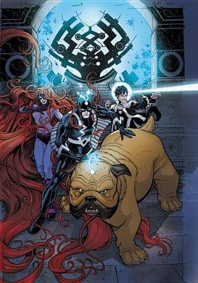 Inhumans: Once And Future Kings by Christopher Priest