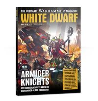 White Dwarf: April 2018