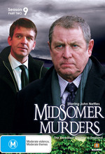 Midsomer Murders - Season 9: Part 2 (2 Disc Box Set) on DVD