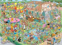Holdson: 1,000-Piece Puzzle - Van Haasteren - SET OF FOUR