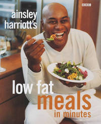 Low-fat Meals in Minutes by Ainsley Harriott image
