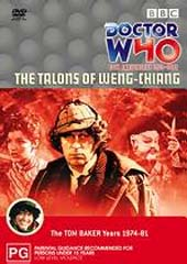 Doctor Who (1977) - Talons of Weng Chiang on DVD