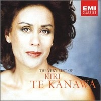 The Very Best Of Kiri Te Kanawa (2CD) by Kiri Te Kanawa image