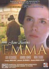 Jane Austen's Emma on DVD