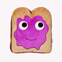 "Kidrobot - Yummy Breakfast Toast 10"" Plush"