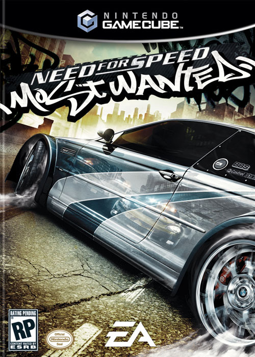 Need for Speed: Most Wanted for GameCube