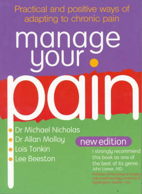 Manage Your Pain by Michael Nicholas