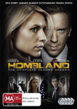 Homeland - The Complete Second Season DVD