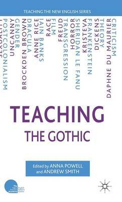 Teaching the Gothic image
