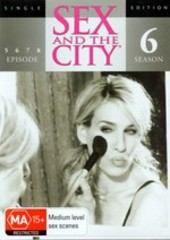 Sex And The City - Season 6: Disc 2 on DVD