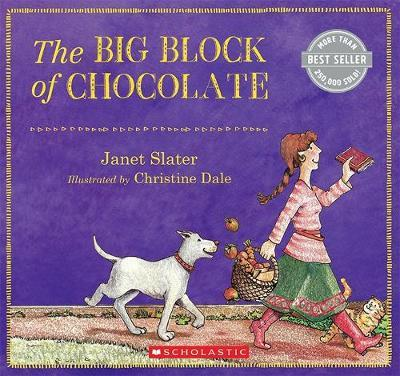 Big Block of Chocolate by Janet Slater image