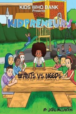 Kids Who Bank Presents Kidpreneurs by Jatali Bellanton image