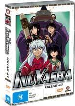 InuYasha - Vol. 43 on DVD