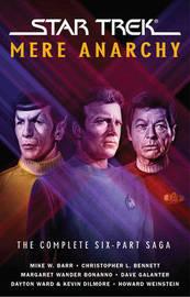 Star Trek: Mere Anarchy by Margaret Wander Bonanno