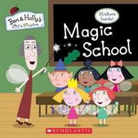 Magic School (Ben & Holly's Little Kingdom)