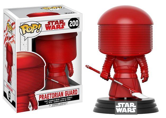 Star Wars: The Last Jedi - Praetorian Guard Pop! Vinyl Figure