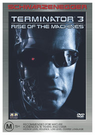 Terminator 3 - Rise Of The Machines (2 Disc) on DVD image