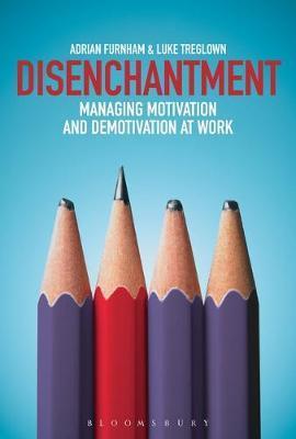 Disenchantment by Adrian Furnham image