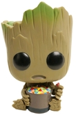 Guardians of the Galaxy: Vol. 2 - Groot (with Candy Bowl) Pop! Vinyl Figure